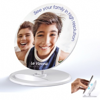 Satellite Upright Wireless Charger - LL0213 Image