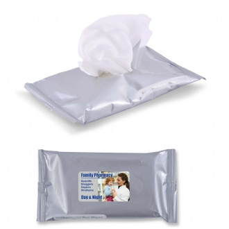H2O Wet Wipes - LL3027 Image