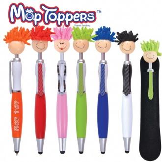 Mop Top Pen / Stylus - LL4600 Image