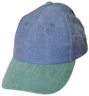 [CH16] Super Heavy Brushed Cotton Structured Cap - CH16 Image