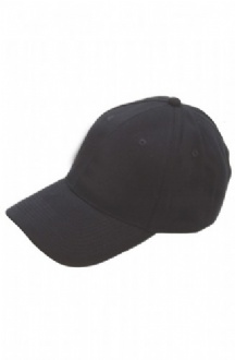 [CH35] Heavy brushed cotton cap buckle on back - CH35 Image