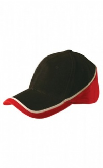 [CH38] Tri-color sue heavy brushed cotton cap - CH38 Image