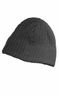 [CH64] Cable Knit Beanie with Fleece Head Band - CH64 Image