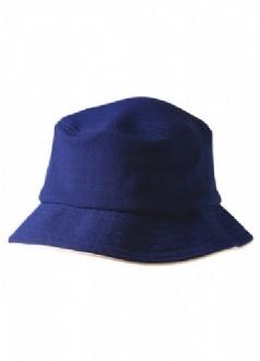 [CH71] Pique mesh with sandwich trim bucket hat - CH71 Image