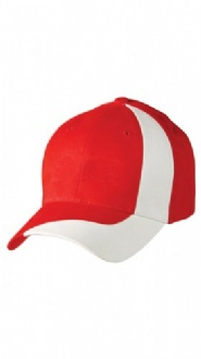 [CH82] B/C/T baseball cap stripe - CH82 Image