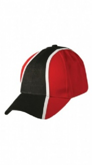 [CH83] H/B/C tri-color baseball cap - CH83 Image