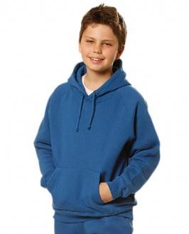 [FL07K] Kid?�?s Fleece Hoodie - FL07K Image