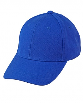 [H1007] Wool blend structured cap - H1007 Image