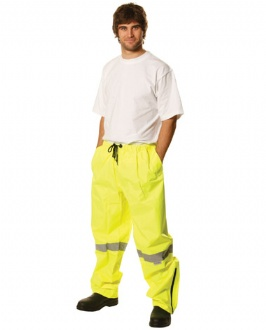 [HP01A] Hi-Vis Safety Pant with 3M Tapes - HP01A Image