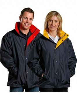 [JK01] STADIUM, Contrast jacket - JK01 Image