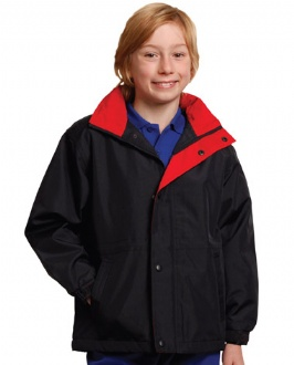 [JK01K] STADIUM, Kids' Contrast jacket - JK01K Image