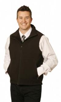 [JK25] Men's Softshell Vest - JK25 Image
