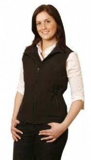 [JK26] Ladies' Softshell Vest - JK26 Image