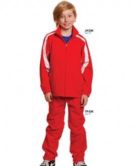 [JK53K] Kids Warm Up Jacket - JK53K Image