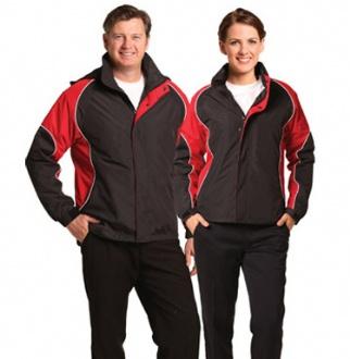 [JK77] Men's Contrast Jacket - JK77 Image