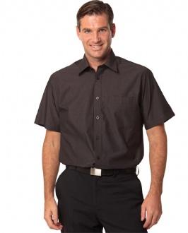 [M7001] Men's Nano Tech Short Sleeve Shirt - M7001 Image