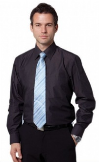 [M7002] Men's Nano Tech Long Sleeve Shirt - M7002 Image
