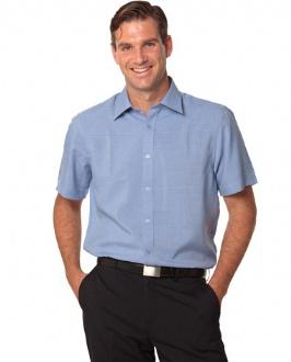 [M7601] Men's Cooldry Short Sleeve Shirt - M7601 Image