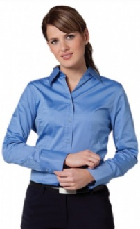 [M8002] Women's Nano Tech Long Sleeve Shirt - M8002 Image