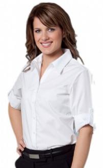 [M8003] Women's Nano Tech 3/4 Sleeve Shirt - M8003 Image