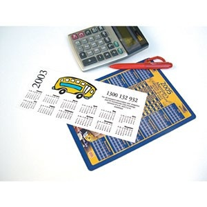 Magnetic Tab Calendar - CL102 Image