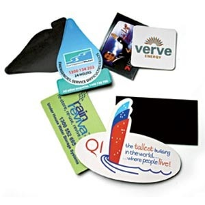 Fridge Magnet-Forme Cut with rounded corner (50 x 90 mm) - M400F Image