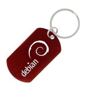 Dog Tag Key Chain - K-170 Image