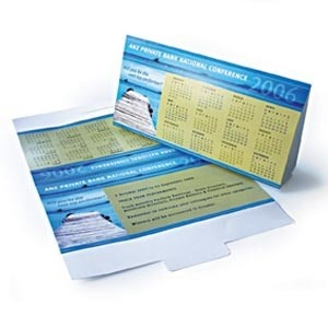 Desk Calendar (215 w x 110 mm h) - CL104 Image