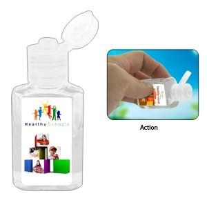 30ml Hand Sanitiser Gel - H-302 Image