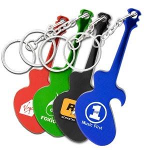 Guitar Key Chain - K-197 Image