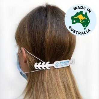 PVC Face Mask Fastener - FMF01 Image