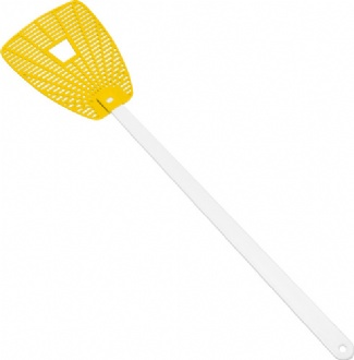 'Give the fly a chance' flyswatter - 3770 Image