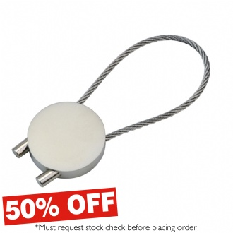 CABLE KEY RING - KRR003 Image