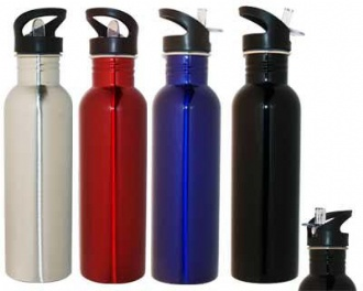 800ml Stainless Steel Water Bottle - M32 Image