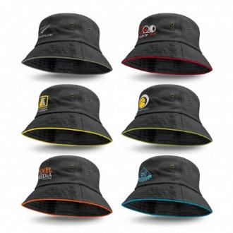 Bondi Bucket Hat - Coloured Sandwich Trim - 115741 Image