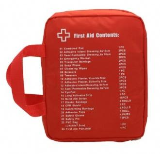 64 pcs Large first aid kit - G292 Image