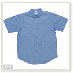 JB's Cotton Chambray - Short Sleeve - 4C Image