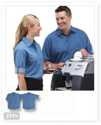 JB's Denim Shirt - Long Sleeve - 4DLS Image