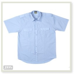 JB's Epaulette Shirt - Short Sleeve - 6E Image