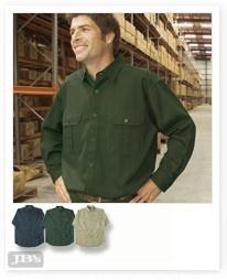JB's Work Shirt 150gm - Long Sleeve - 6WSLL Image