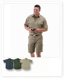 JB's Work Shirt 150gm - Short Sleeve - 6WSLS Image