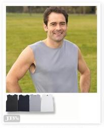 JPodium Poly Muscle Top - 7PM Image