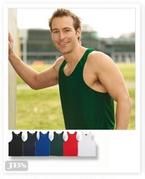 Podium Adults Poly Singlet - 7PS Image